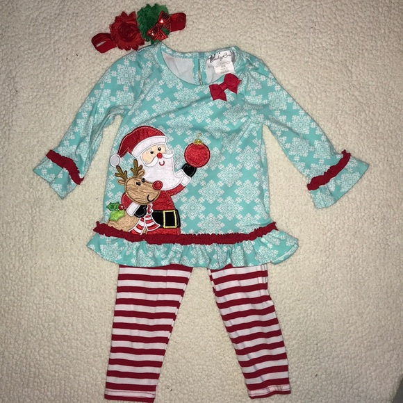 Emily Rose Other - Girls Holiday Outfit